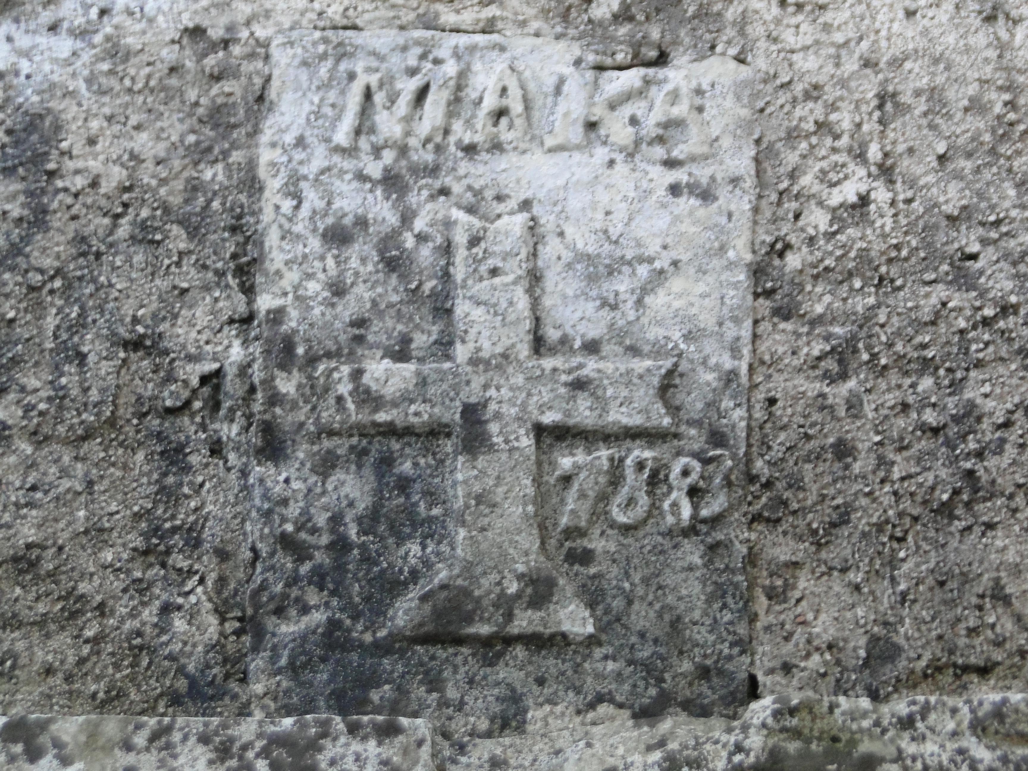 Παναγία Καβαλλαρά 1883