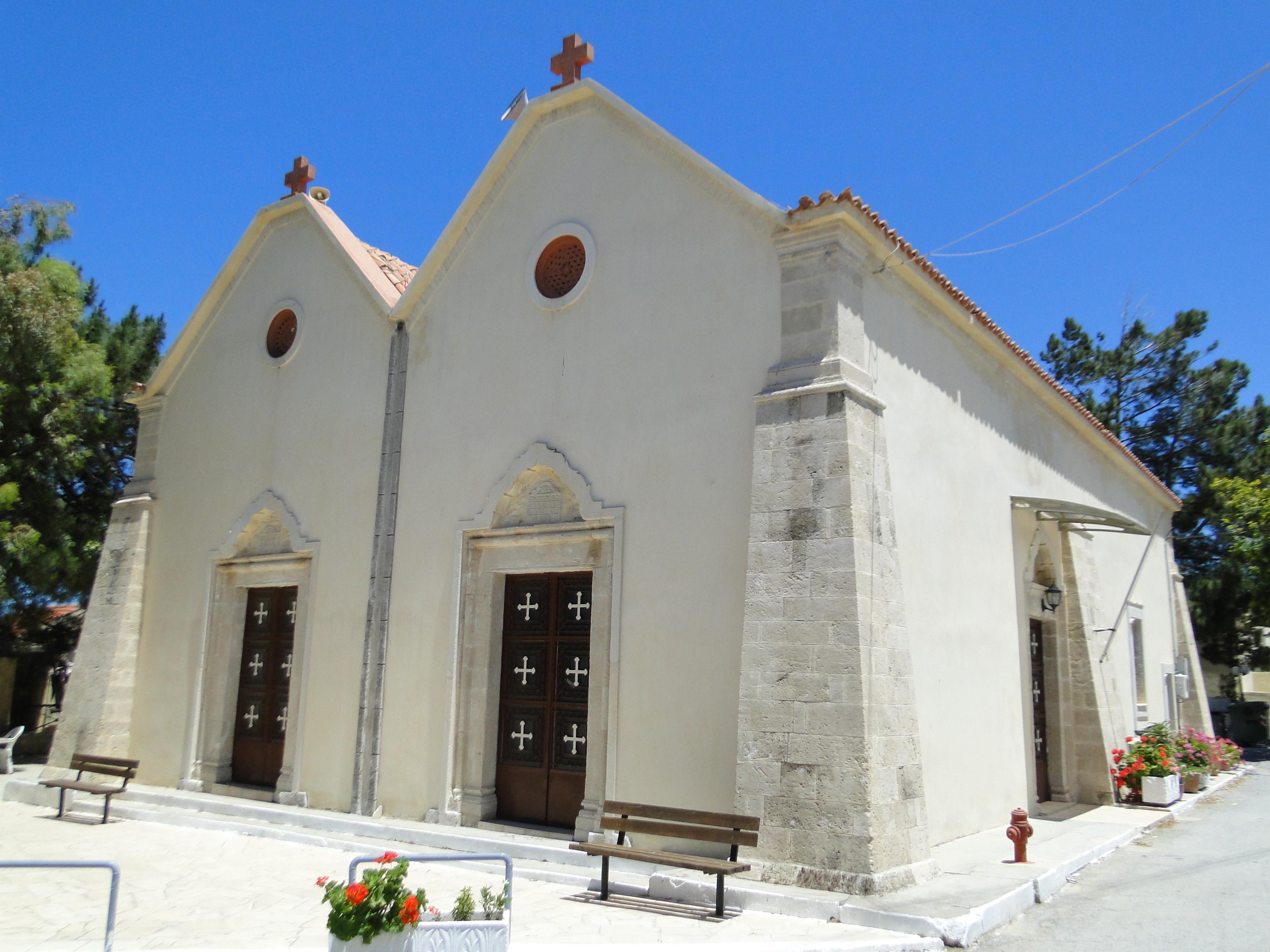 Αγία Τριάδα - Αγιος Γεώργιος foto 2